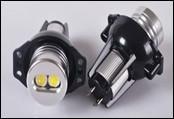 High Luminous 6W / 10W BMW Angel Eye Bulbs For BMW E90 Cars Manufactures
