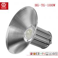 Industrial 100w LED High Bay Light Waterproof Ip44 With Cool White Color Temperature CCT Manufactures