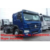 Quality Good price SINO TRUK HOWO 6*4 371hp diesel tractor head truck for semitrailer,HOT SALE SINO TRUK HOWO tractor head for sale