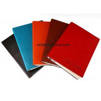 Wholesale leather Paper notebook with factory price Manufactures