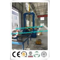 Quality H Beam Assembling Machine, Automatic H Beam Production Line For Assembling and Fit Up for sale
