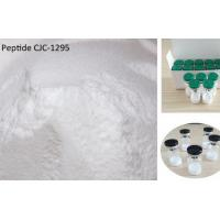 Purity 99% Raw Peptide Powder Lean Body Mass CJC -1295 DAC 5mg / Vial, 2mg / Vial Manufactures