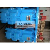 XCMG truck crane parts Hydraulic pump , gear pump 8-50T Manufactures