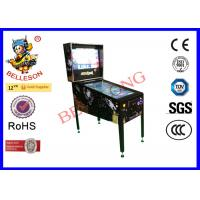 Buy cheap 3 Screen  Pinball Machine Coin Operated With Pinball System from wholesalers