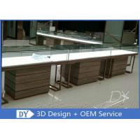 Buy cheap One Stop Service Modern Jewellery Shop Furniture With Lighting from wholesalers