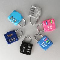 Traveling Luggage Flexible Wire Padlock Suitcase Cable Padlock Heart Manufactures