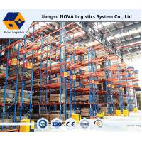 Powder Coating Heavy Duty Loading Capacity Pallet RackingWith Wide Range Manufactures