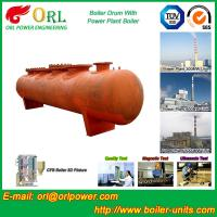 Natural Gas Boiler Drum Single Natural Circulation Type for Power Plant Manufactures
