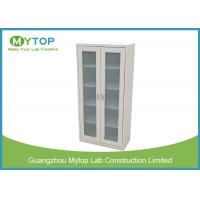 Height Adjustable Laboratory Sample Storage Cabinet For Keeping Sample Safety Manufactures