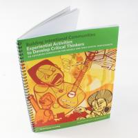 ODM Cheapest YO Binding Softcover Book Printing Service Online in Glossy