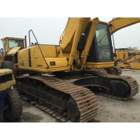 1m3 Bucket Capacity Used Komatsu Hydraulic Excavator 22180kg Operation Weight Manufactures