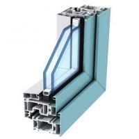 Silding Door Aluminium Door Profile , Deep - Processing Aluminum Door Extrusions Manufactures
