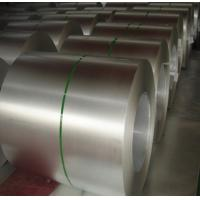 Hot Dipped Galvalume Steel Coil Anti Finger With Al - Zn Alloy HDGL Manufactures