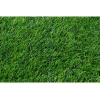 SGS Approved Environmental Artificial Grass Carpet For Landscape Garden Deco With U.V. Resistance PE Pile Content Manufactures