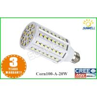 China Shopping Malls 102pcs smd 5050 b22 led corn bulb 20 w with epistar led on sale