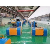 Al Alloy Wire Drawing Machine Inlet 2.2 To 3.0mm Outlet 1.0 To 1.6mm Manufactures