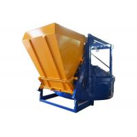 JN500 Mechanical Planetary Vertical Concrete Mixer Heavy Duty Stationary Type Manufactures