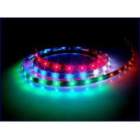 Waterproof SMD 5050 5M rgb color changing led strip lighting 12v with remote control Manufactures