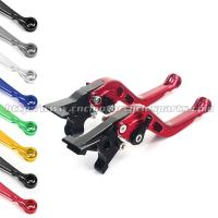 Quality Customized OEM Adjustable Motorcycle Brake And Clutch Levers Hard Anodized Finish for sale