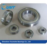 Rust Proof Stainless Steel Ball Bearings 3*10*4 Mm Miniature Ss623zz Manufactures