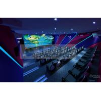 Attractive 5D Movie Theater with 7.1 / 5.1 Audio System and Pipes , 6D 7D XD Cinema Manufactures