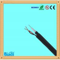 rg59 2 core power cable for cctv system satellite cable wire Manufactures