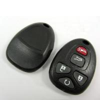 GMC 5Button 315MHZ Auto Remote Key, Plastic Car Key Blanks for GMC Manufactures