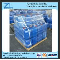 Glyoxylic Acid 40%min Manufactures