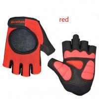 MoreOK gloves short finger best fitness protection gloves gym fitness gloves factory Manufactures