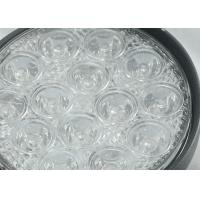 Quality 9PCS 3W LED Chip Round Offroad 12V Vehicles LED Work Lights 4.5 Inches LED Pods for sale