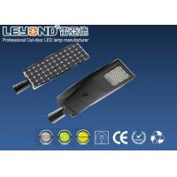 All In One Solar LED Street Light Wireless Remote Control For Sidewalk / Roadway Manufactures
