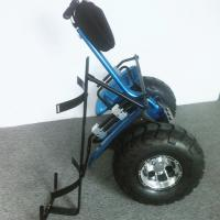 New arrival big wheel golf cart ,two wheel self balancing electric scooter with golf bag carrier bracket Manufactures