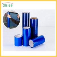 Blue Color Window Protection Film Temporary Use Indoor Out Door Manufactures