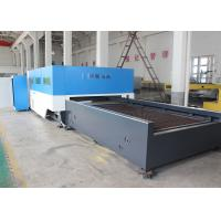 CNC Fiber Laser Cutting Machine With  IPG Power Manufactures