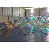 1.0 mm PVC Inflatable Walk On Water Ball Soccer Ball 2m Diameter Manufactures