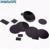 CE ZJB260 260-340nm UV short pass circular optical black filter Manufactures