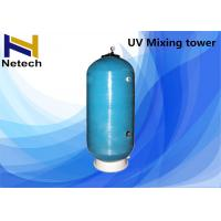 High Efficient UV Mixing Tower Ozonator Water Purification For Swimming Pool Manufactures