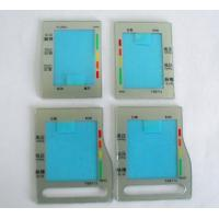 Quality SMT Conector Metal Dome Membrane Switch With 220 G Embossed Push Button for sale