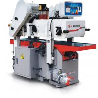 Buy cheap Attached Flat Knife Shaft Double Side Planer Machine Centralized Lubrication from wholesalers