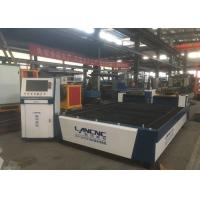 Raycus Laser Generator Laser Metal Cutting Machine For 0.1 ~ 12 Mm Carbon Steel Plate Manufactures