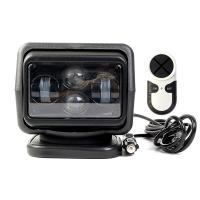 60W Wireless Remote Control Searchlight , Spot Beam Portable Led Work Lights Manufactures