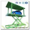 Scissor Type Scissor Type Car Parking Platforms Garage Car Stacking System / Auto Parking System Manufactures