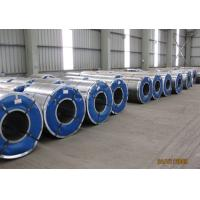 750 mm spangle Zinc coating Hot Dipped Galvanized Steel Coils / Coil (carbon steel) Manufactures