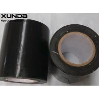 Self Adhesive PVC Wrapping Coating Tape For Underground Pipeline Corrosion Protection