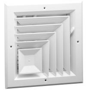 Clear Anodize Construction Aluminum Profile Aluminum Extrusion Corner For Air Vents Manufactures