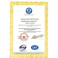 Chems Co., Ltd.-RYCCL Certifications