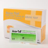 Accu-Tell® Single Drug-of-Abuse Rapid Test Cassette/Strip (Urine) Manufactures