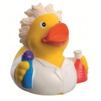 8cm Height Yellow Surgeon Custom Rubber Ducks OEM 40 Gram Eco Friendly PVC Manufactures