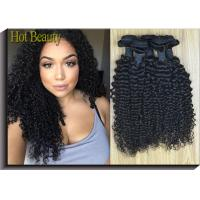 High - end Unprocessed Curly Wave 6a Virgin Malaysian Hair Extensions Manufactures