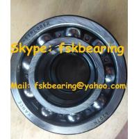 China Nonstandard Deep Groove Ball Bearings Snap Ring Groove Radial Load 63/32N on sale